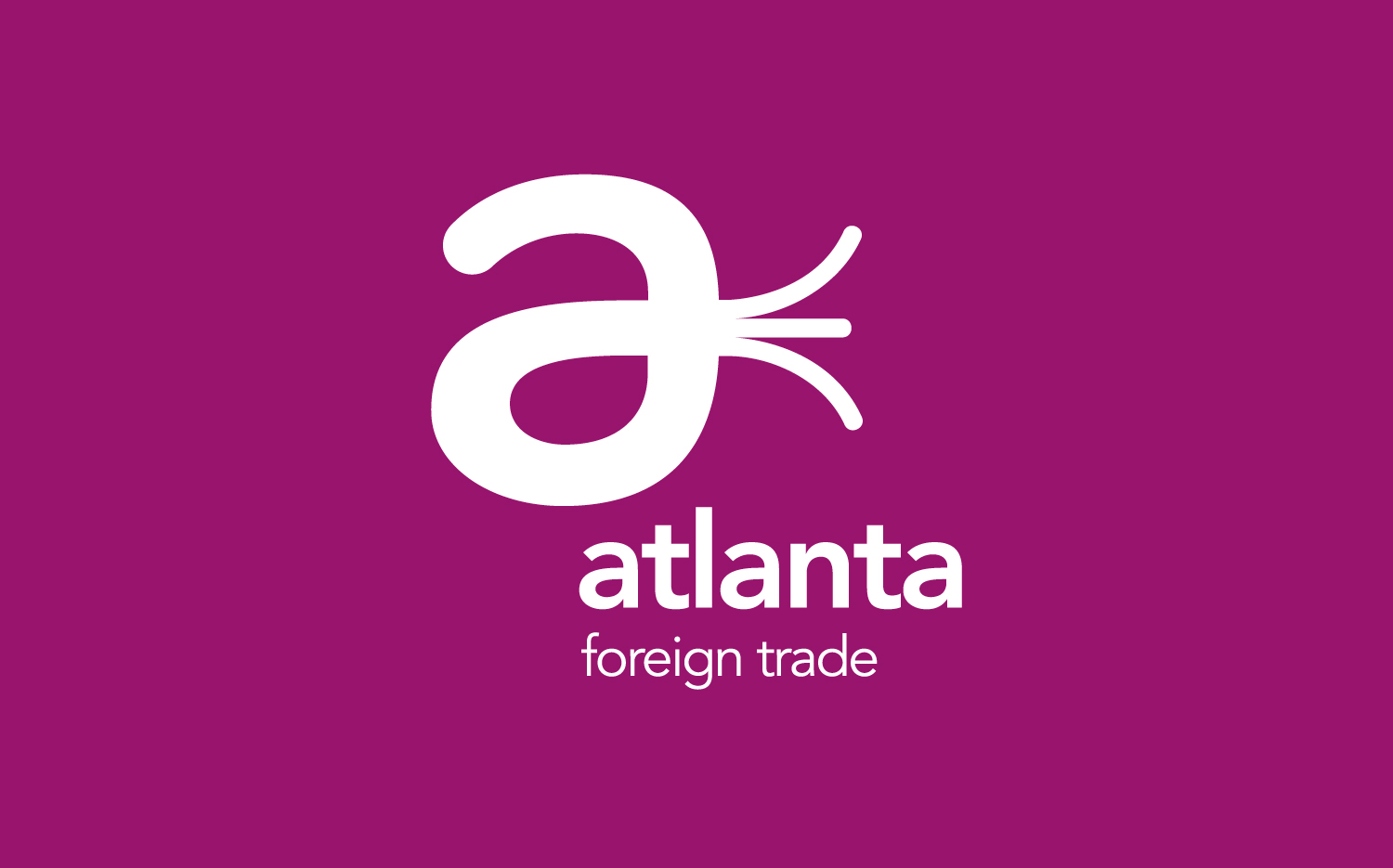 Identidad corporativa de Atlanta Foreign Trade