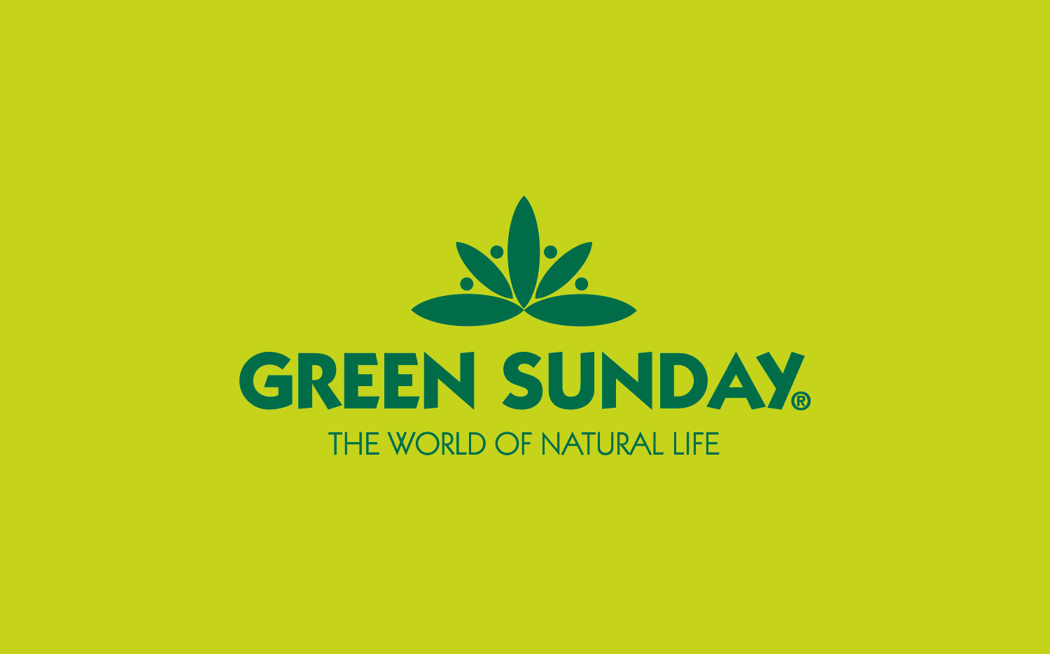 Diseño de la identidad y Naming de Green Sunday